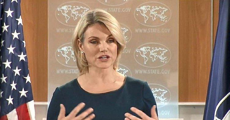 ABD'den Yunanistan açıklaması