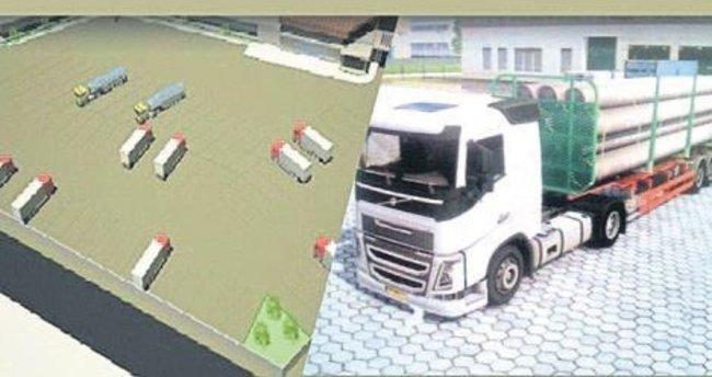 Niğde'ye kamyon garajı yapılıyor