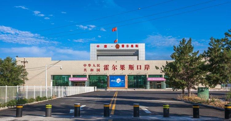 """Xinjiang """"enerji üssü"""" olarak inşa ediliyor"""