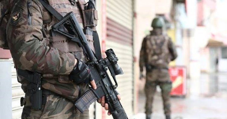 Eskişehir'de DEAŞ şüphelisi Irak uyruklu kadın gözaltına alındı