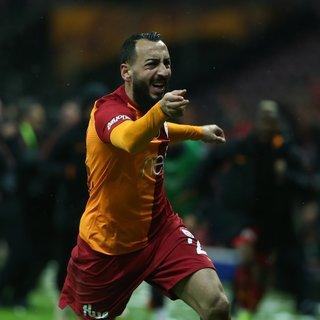 Kostas Mitroglou, Galatasaray'dan ayrılmayı düşünmüyor