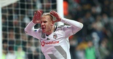 Beşiktaşlı Vida Premier Lig yolcusu!