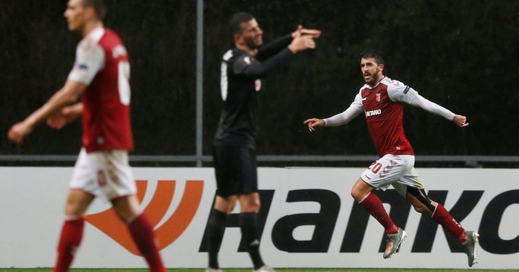 Beşiktaş, UEFA Avrupa Ligi'nde kayıp