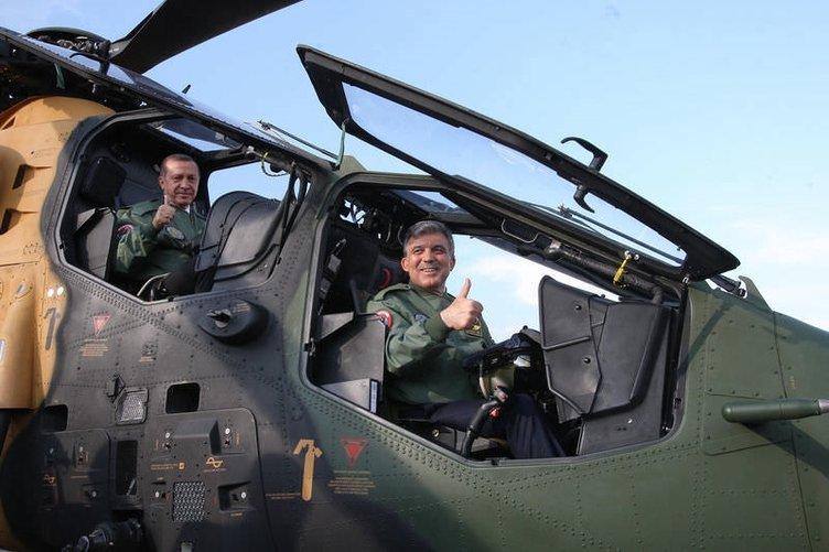 ATAK helikopteri Türk Silahlı Kuvvetlerine teslim edildi