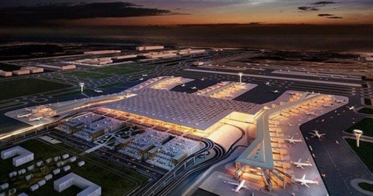 İstanbul Havalimanı'na İETT ve HAVAİST seferleri başladı!