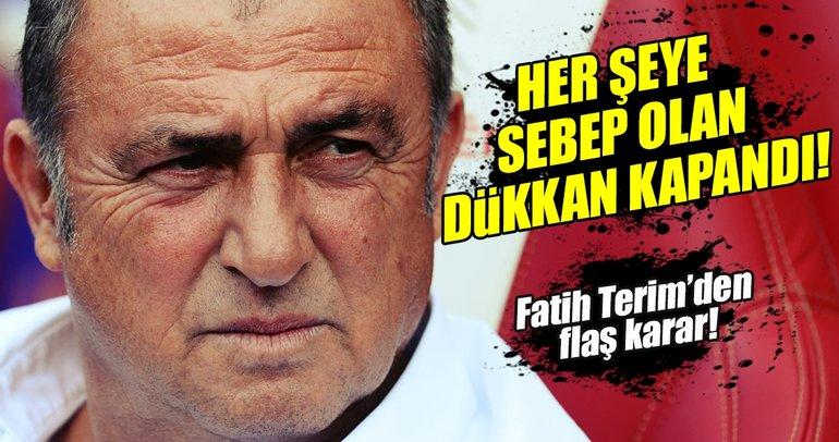 Fatih Terim ve damatları, Alaçatı'yı terk etti!