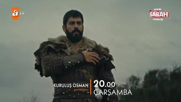 Kuruluş Osman 40. Bölüm 2. Fragmanı yayınlandı | Video
