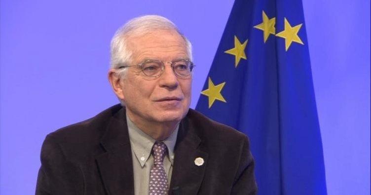 AB Yüksek Temsilcisi Borrell'den ABD'ye anlaşmaya dön çağrısı