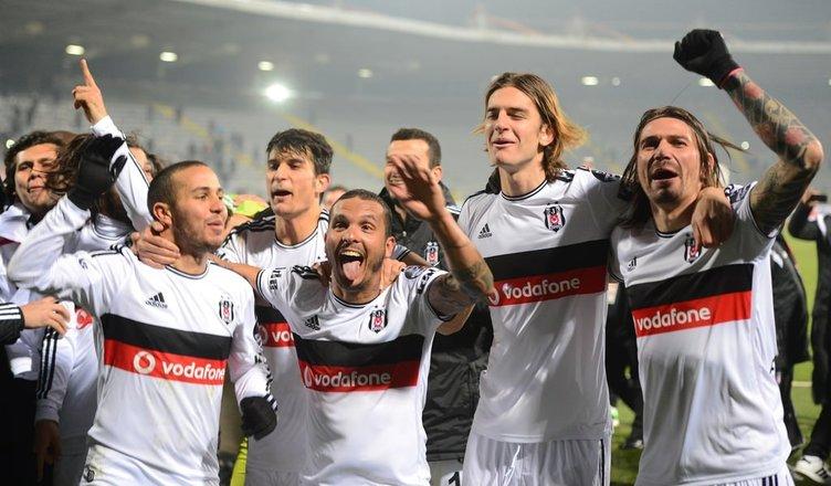 Gençlerbirliği - Beşiktaş maçının fotoğrafları