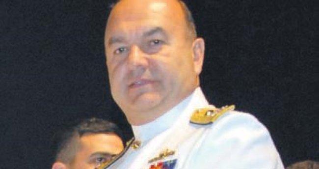 Firari iki amiral Tuzla'da yakalandı