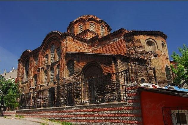 İstanbul'da Fetihten Sonra Camiye Çevrilmiş 13 Kilise