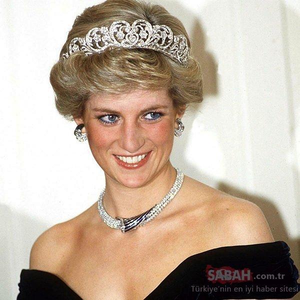 Prenses Diana'nın sweatshirt'ü dudak uçuklatan bir fiyata satıldı