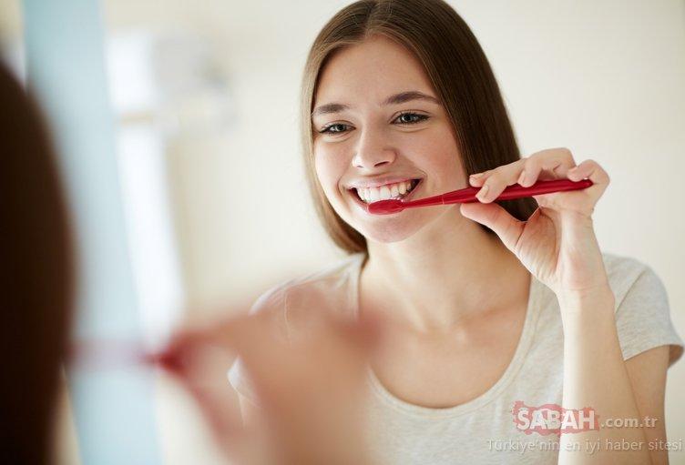 20 dakikada diş beyazlatma yöntemi!