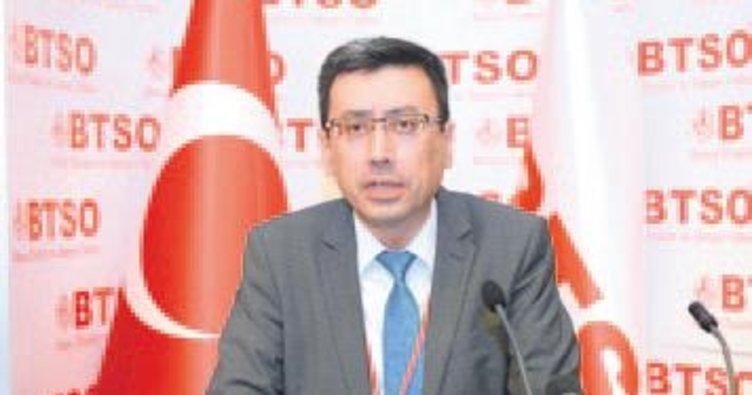 Zırhlı araç üretimine Bursa'dan destek