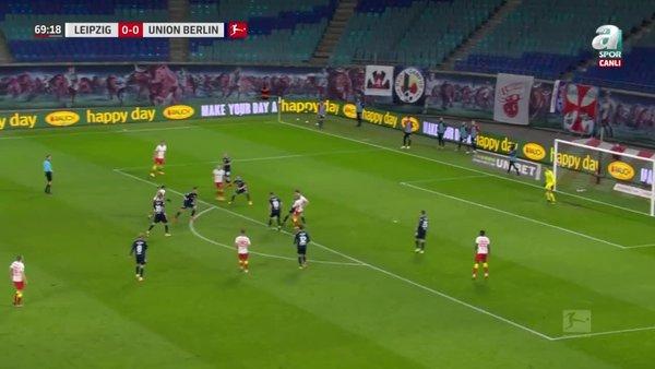 GOL | RB Leipzig 1-0 Union Berlin