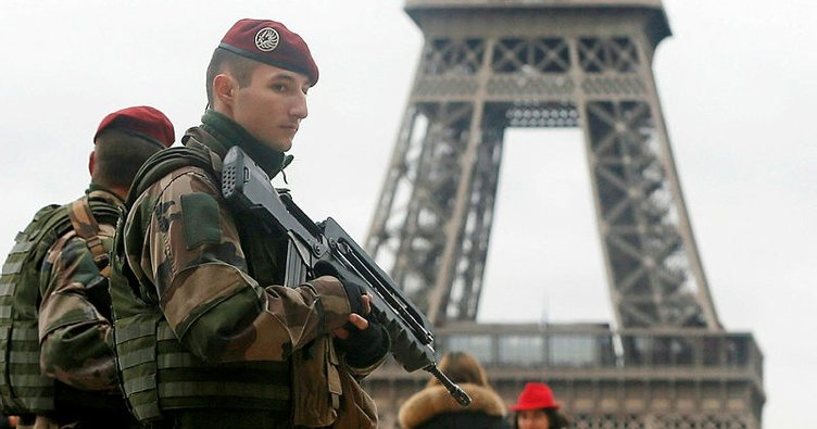 Fransa'dan bir skandal daha!