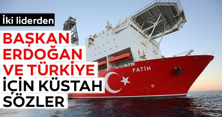 Rum ve Yunan liderden Başkan Erdoğan ve Türkiye için küstah sözler