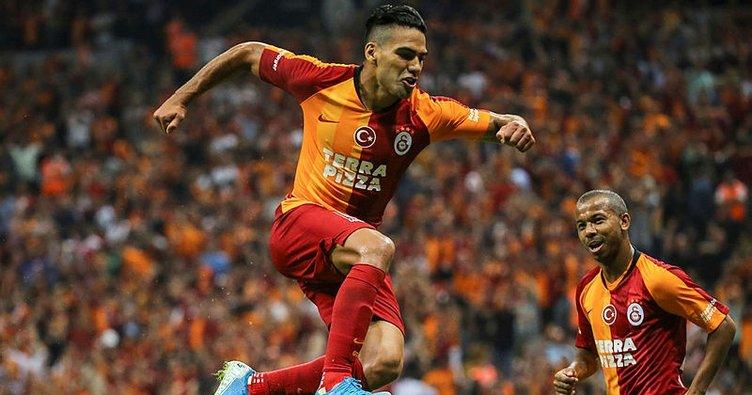 El Tigre attı, Aslan kazandı! Galatasaray 1 - 0 Kasımpaşa Maç sonucu