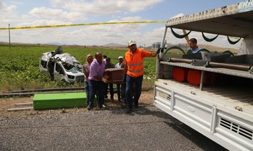 8 kişinin öldüğü trafik kazasına karışan tır şoförü tutuklandı