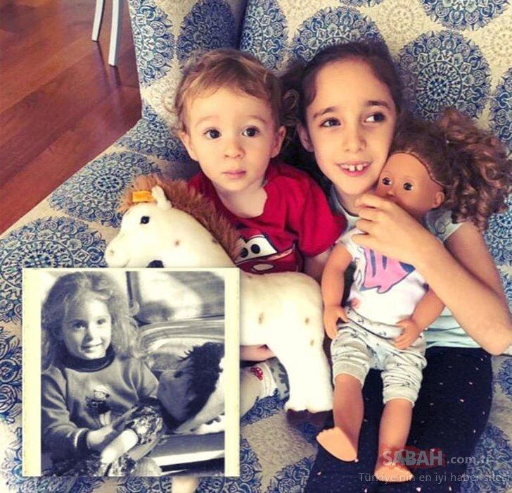 Ceyda Düvenci o hayalini anlattı… Eğer çocukluğum çocuklarımla arkadaş olsaydı...