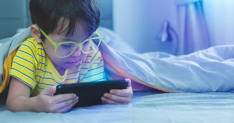 Salgın sürecinde çocuklarda uyku sorunlarına yol açıyor
