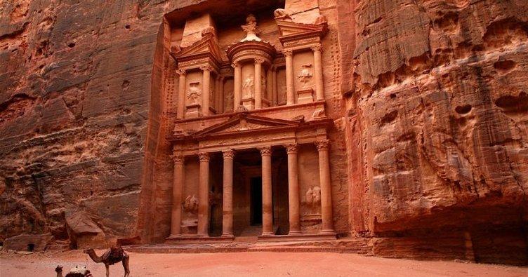 Nebatilerin ünlü tapınağı: El Hazne