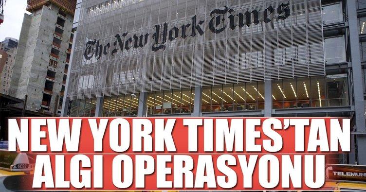 At Last New York Times Gets Serious >> New York Times Tan Algi Operasyonu Son Dakika Haberler