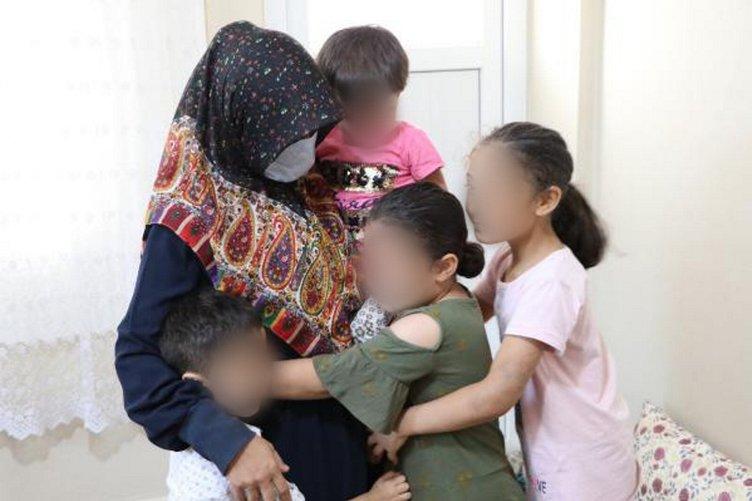 Son dakika: Eşine ve çocuklarına işkence eden cani adamdan şok savunma: Evde muska buldum