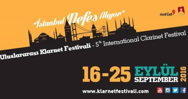 5. Uluslararası Klarnet Festivali sona erdi