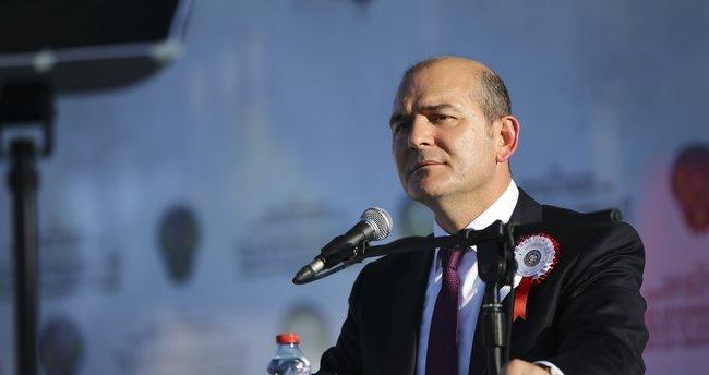 Süleyman Soylu: 20 bin polis alınacak