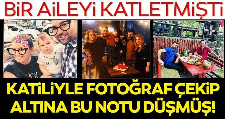 Son dakika haberi: Eskişehir'deki aile katliamında şok detay! Katilinin fotoğrafının altına bu yorumu yazmış...