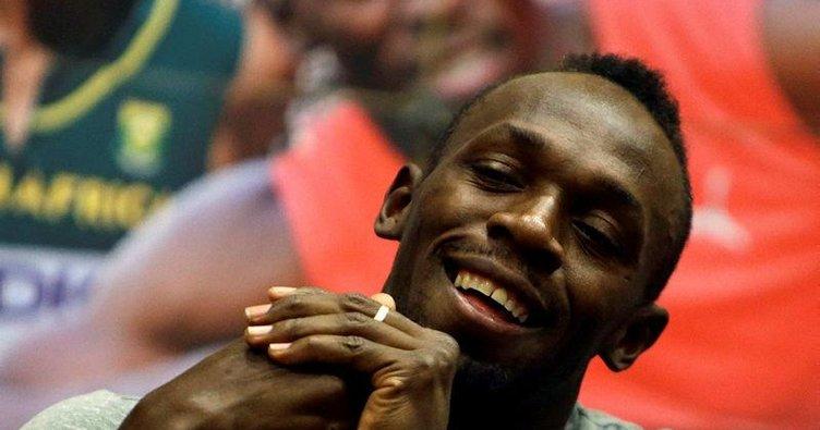 Usain Bolt'tan devam müjdesi