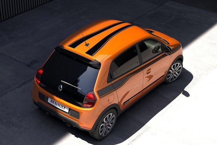 2017 Renault Twingo GT