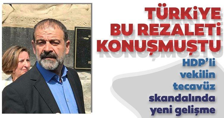 Son dakika haberi: HDP'li vekil Tuma Çelik'in cinsel saldırı iddiasıyla ilgili flaş gelişme!
