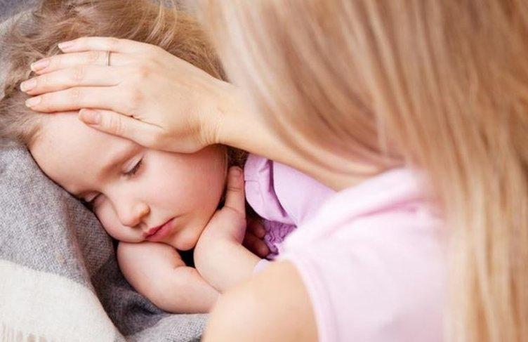 Çocuklarda bu hastalıklara dikkat edin!