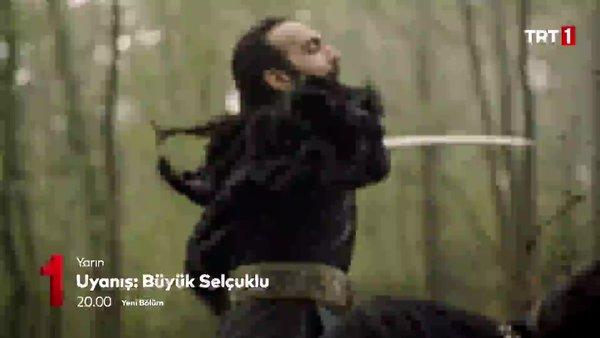 Uyanış Büyük Selçuklu 7. Bölüm 2. Fragman yayınlandı! Sultan'dan intikam vuruşu | Video