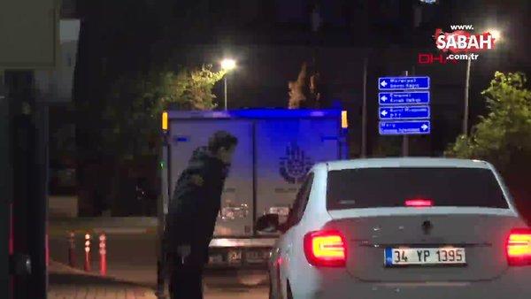Esenler'de kadın cinayeti! Yol kenarında genç kadını vurup intihar etti   Video