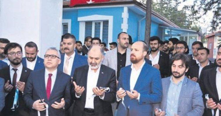 TÜGVA'nın, 249. binası hizmete açıldı