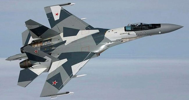 Rusya'dan ABD'ye Akdeniz'de taciz