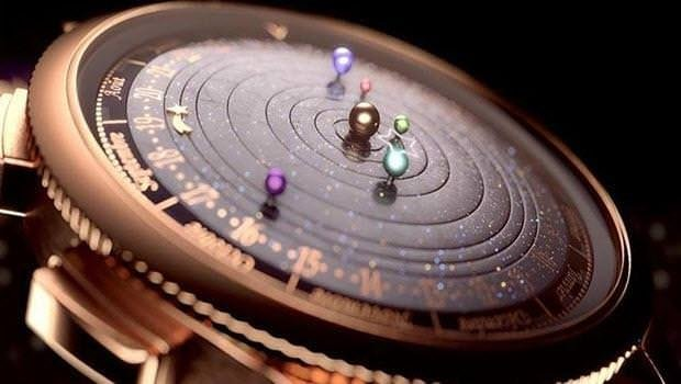 Dünyanın en sıradışı saatleri