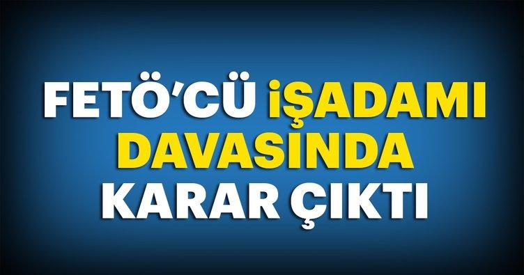 Gaziantep'teki FETÖ davasında flaş gelişme