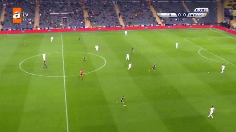Fenerbahçe 2 - 0 Kayserispor ÖZET İZLE (Ziraat Türkiye Kupası son 16 turu rövanş maçı)