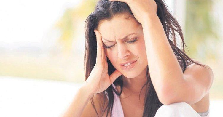 Oruçluyken başınız ağrırsa önce gevşemeye çalışın