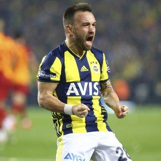Mathieu Valbuena, Fenerbahçe'ye veda etti