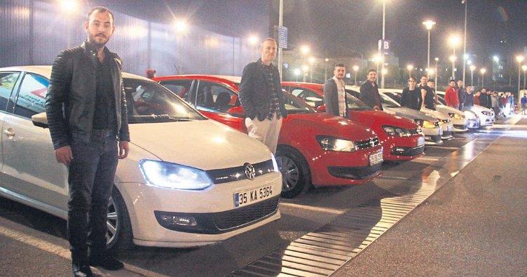 Otomobil tutkunları Duru'ya nefes olacak