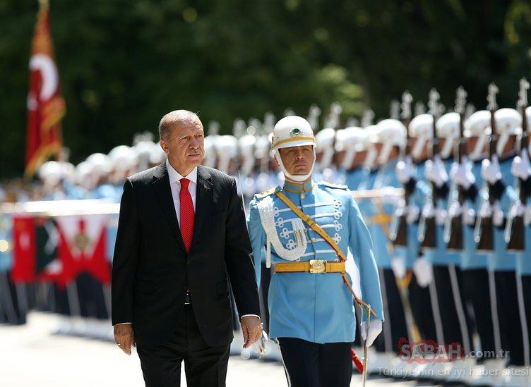 Ankara'da tarihi gün