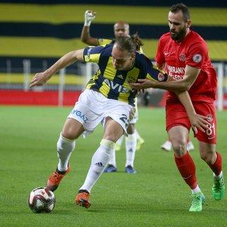Fenerbahçe'de Michael Frey sakatlandı