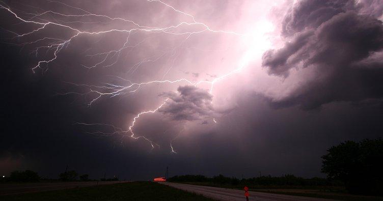 Ordu için kuvvetli sağanak ve fırtına uyarısı