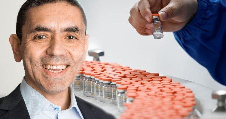 Korona aşısı depoda bekliyor