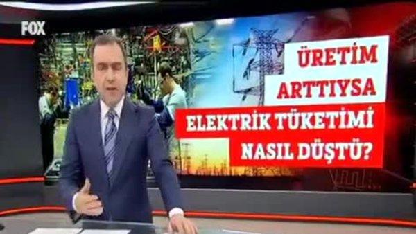 Sanayi ve Teknoloji Bakanı Mustafa Varank, FOX TV'nin yalan haberine ders gibi cevap | Video